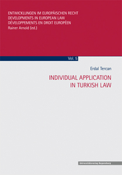 Individual Application In Turkish Law